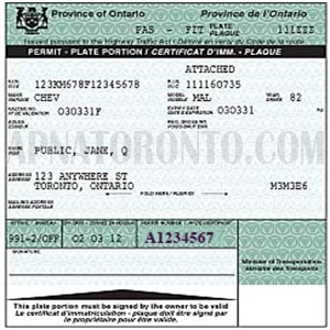 Ontario Driver License Writing Test - filterapplication