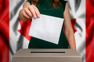 Voting in elections